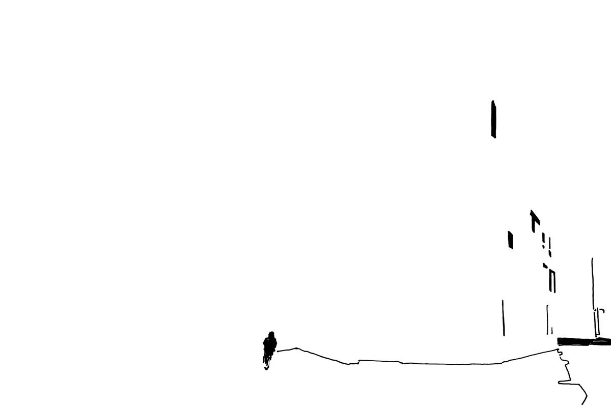 Urban Drawings / Räume der Zeichnung