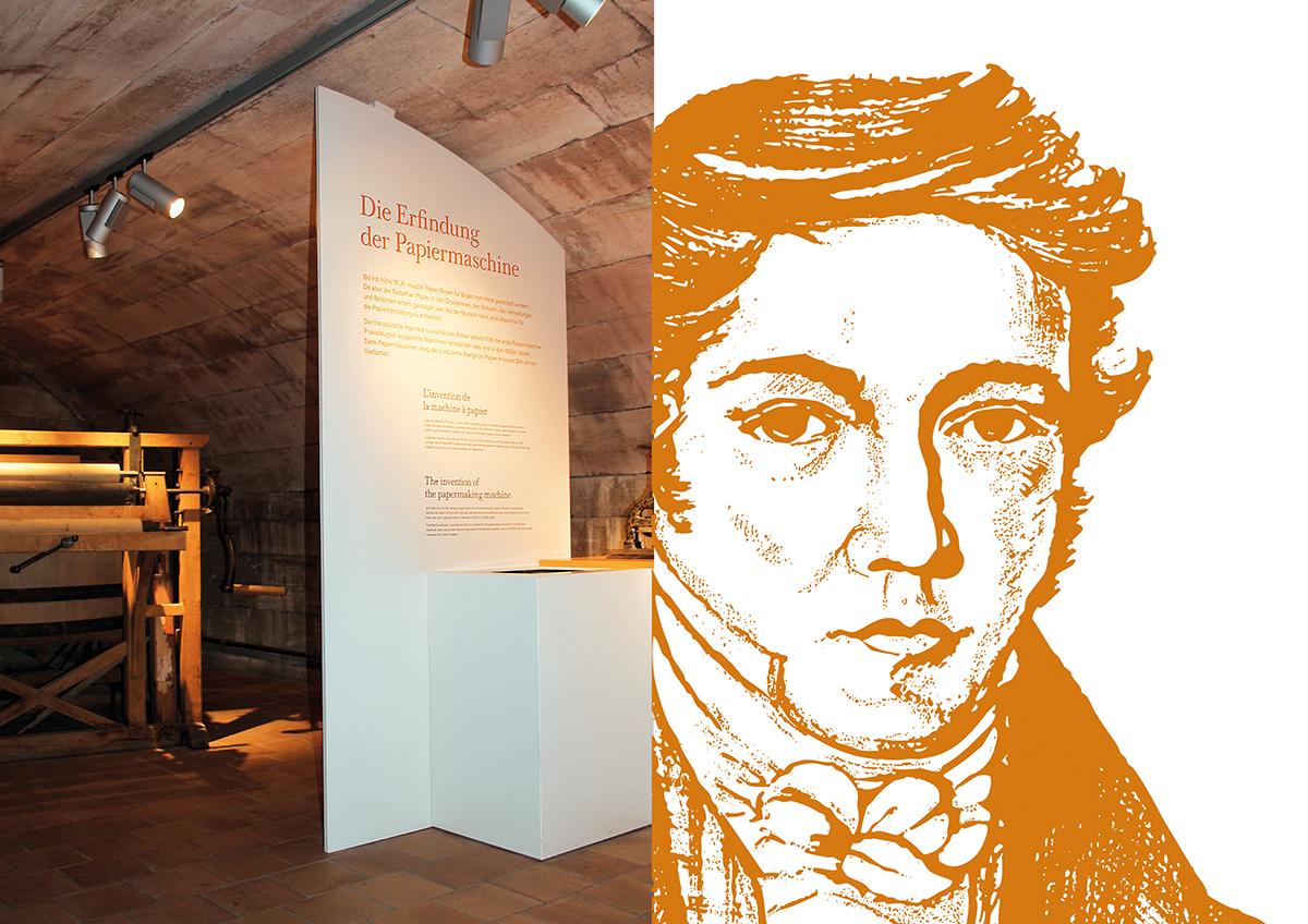 Dauerausstellung des Schweizer Museum für Papier, Schrift und Druck