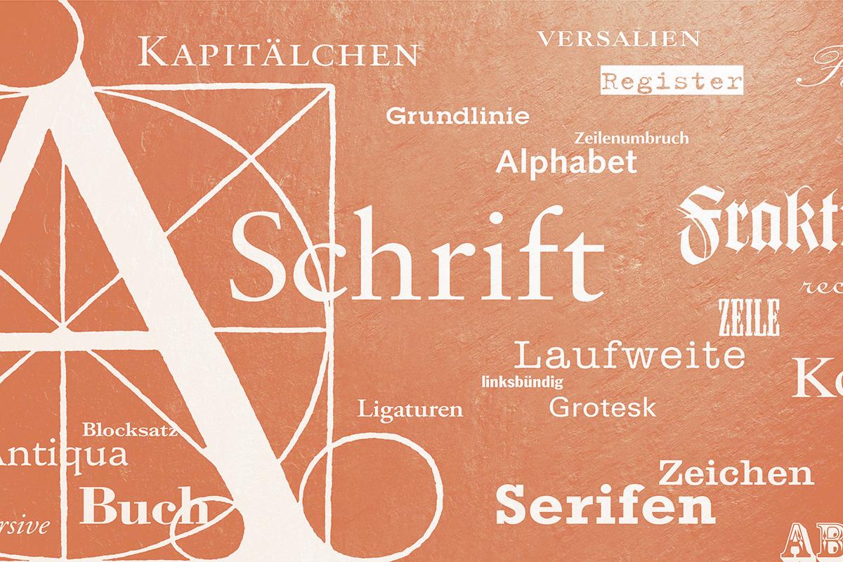 Die Ausstellung der Typografie im Schweizerischen Museum für Papier, Schrift und Druck